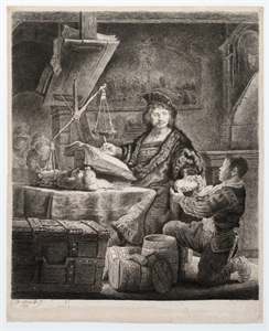 Image of Jan Uytenbogaert, Receiver General (The Gold Weigher)