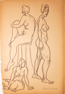 Image of Figure sketches