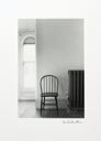 "Image of Window and Chair, Victorian House, Maine from the ""Eva Rubinstein"" Portfolio"